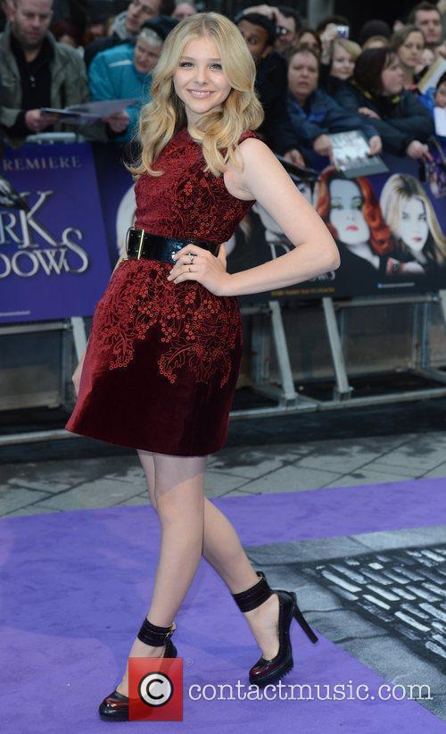 Chloe Moretz, The Shadows and Empire Leicester Square 4