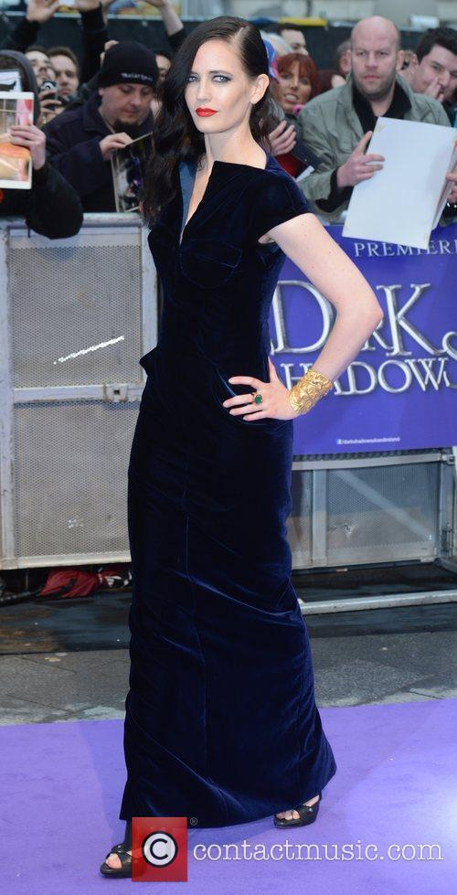 Eva Green, The Shadows and Empire Leicester Square 2