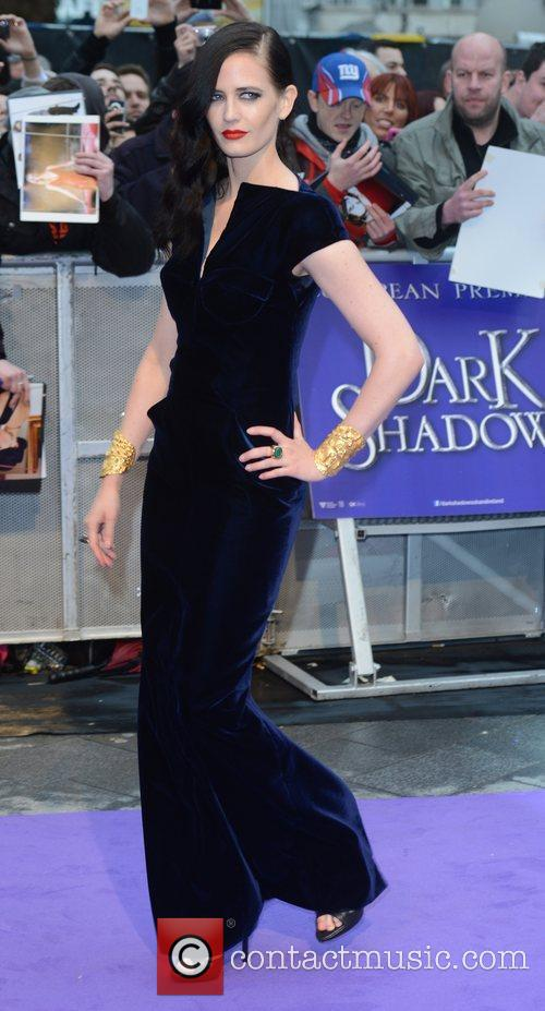 Eva Green, The Shadows and Empire Leicester Square 3