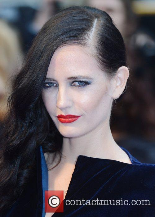 Eva Green, The Shadows and Empire Leicester Square 4