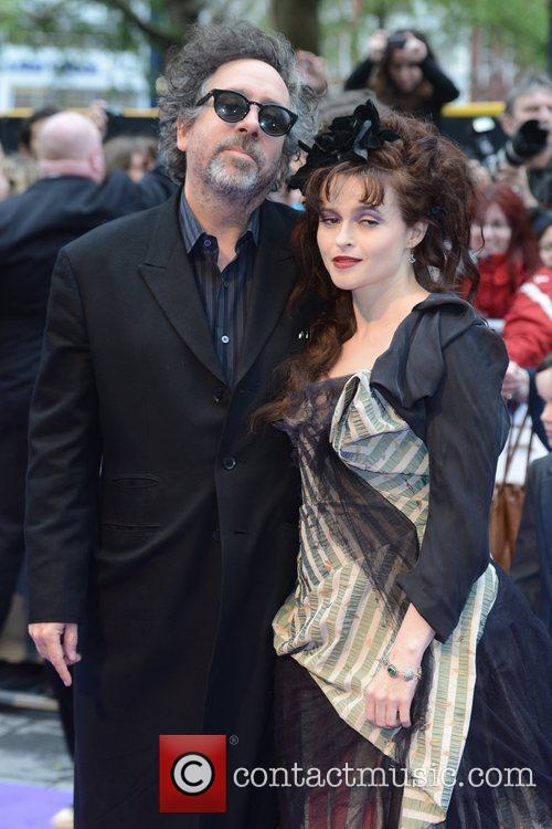 Helena Bonham Carter, The Shadows, Tim Burton and Empire Leicester Square
