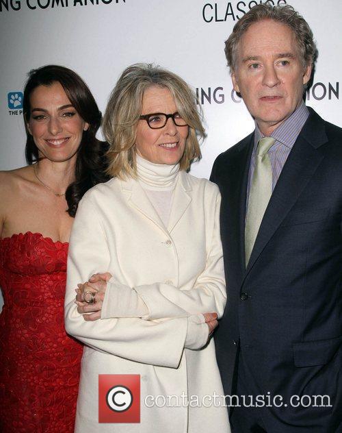 Ayelet Zurer, Diane Keaton and Kevin Kline 4
