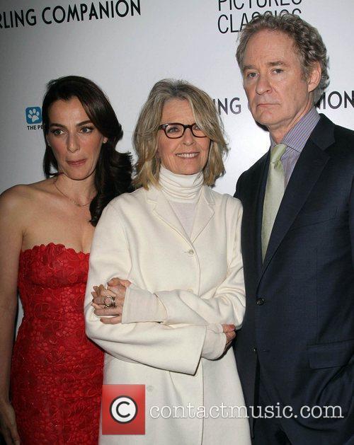 Ayelet Zurer, Diane Keaton and Kevin Kline 6