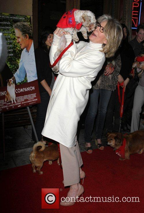 diane keaton premiere of sony pictures classics 3833123