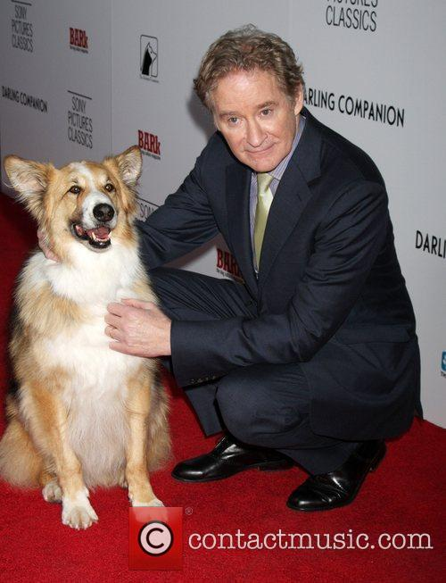 kevin kline with kasey premiere of sony 3833627