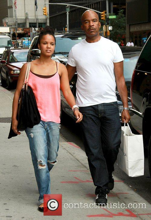 david alan grier out and about in 4085101