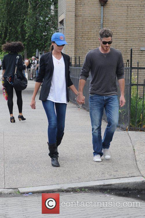 David Annable and Odette Yustman 9