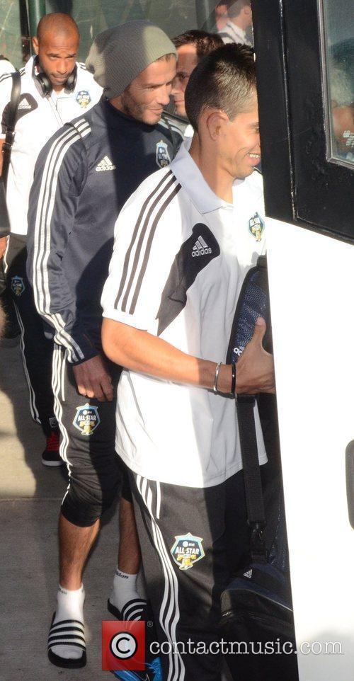 david_beckham_3 L.A. Galaxy's David Beckham in MLS All-Star...