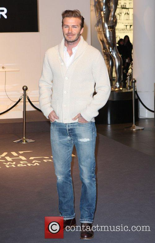 david beckham at a photocall to promote 3710701