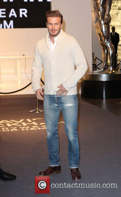 david beckham at a photocall to promote 3710703