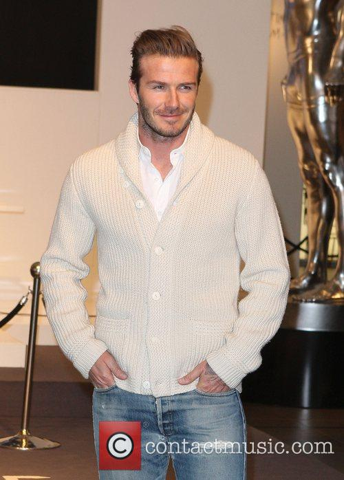 david beckham at a photocall to promote 3710705