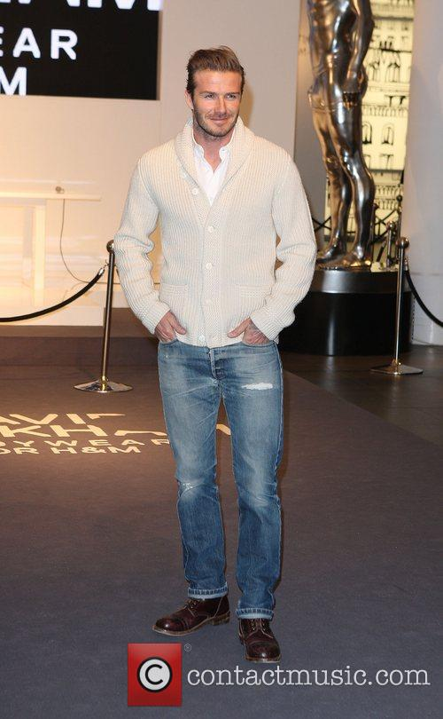 david beckham at a photocall to promote 3710707