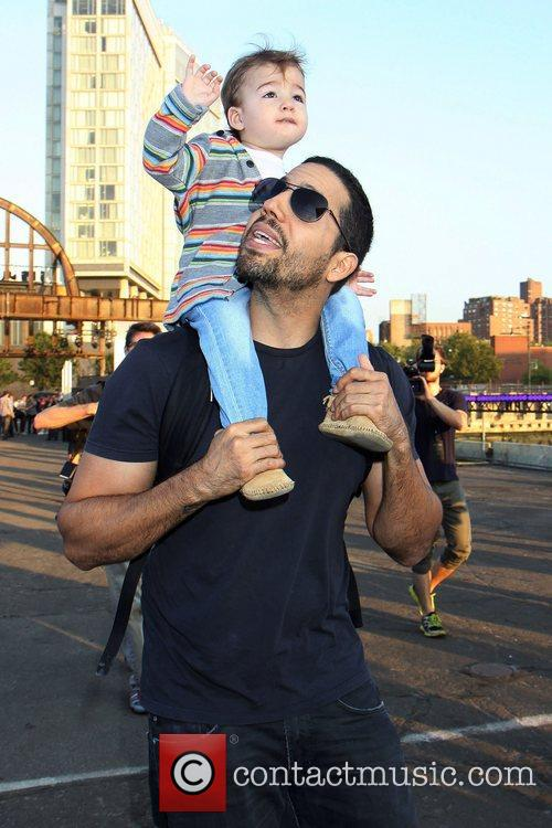 David Blaine and Dessa 11