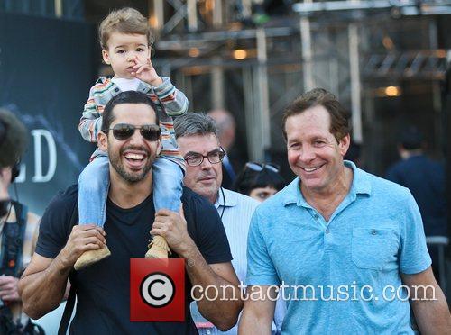 David Blaine, Dessa and Steve Guttenberg