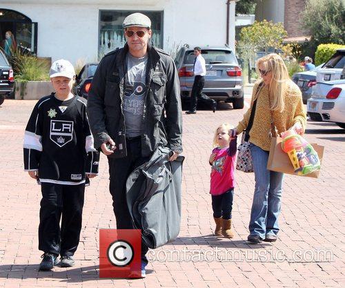 david boreanaz and family - photo #15