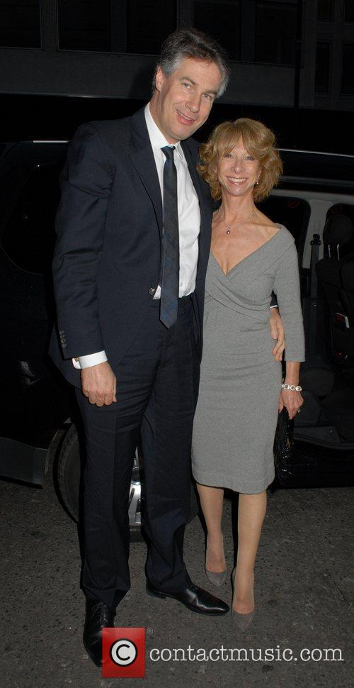 Trevor Dawson and Helen Worth  David Gest...