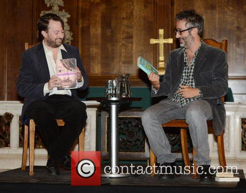 David Mitchell and David Baddiel 3