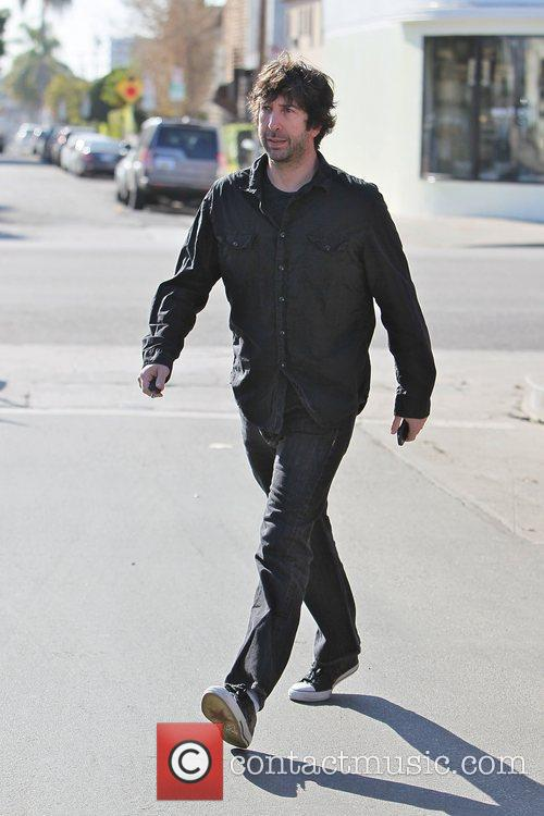 david schwimmer seen leaving kings road cafe 3689240