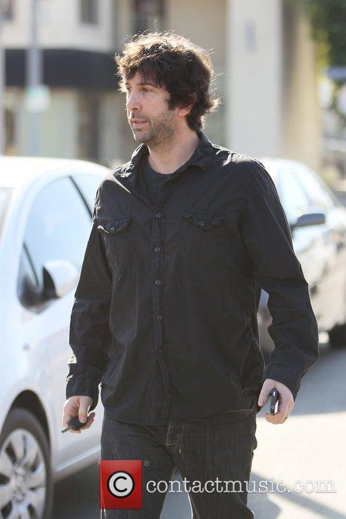 david schwimmer seen leaving kings road cafe 3689243