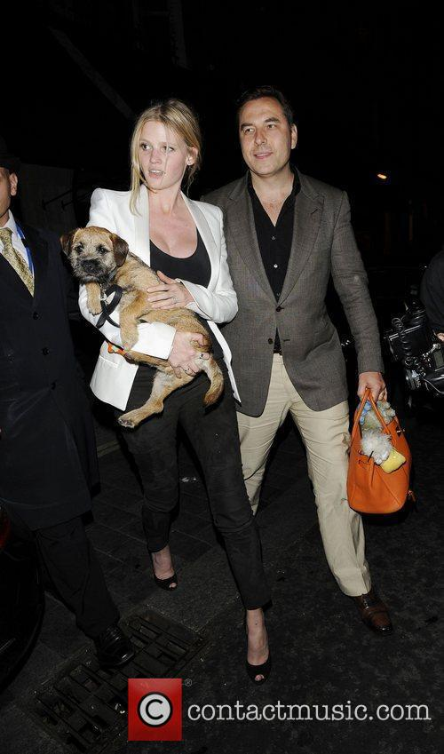 David Walliams and Lara Stone 8