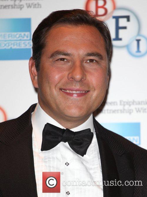 The Screen Epiphanies series continues with David Walliams...