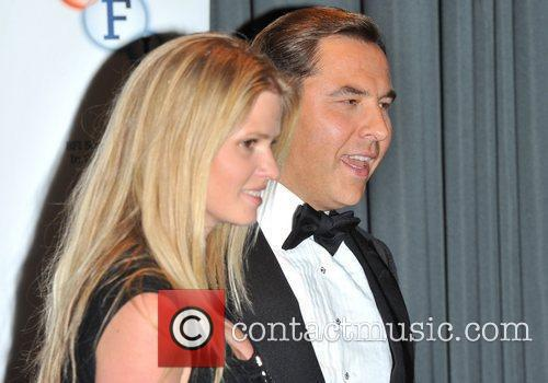 David Walliams and Lara Stone 10