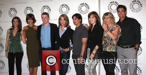 Kristian Alfonso, Chandler, Deidre Hall, Lisa Rinna and Paley Center For Media 2