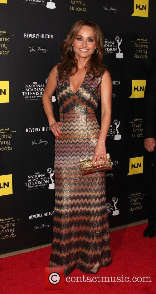 Giada De Laurentiis and Daytime Emmy Awards 5