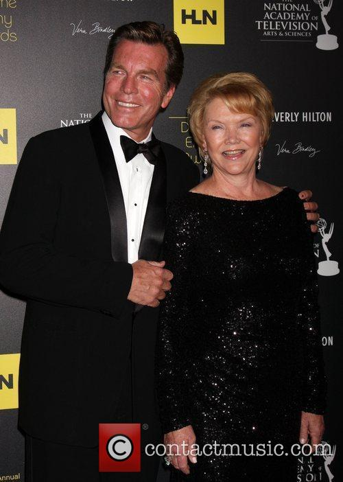 Peter Bergman, Erika Slezak 39th Daytime Emmy Awards...