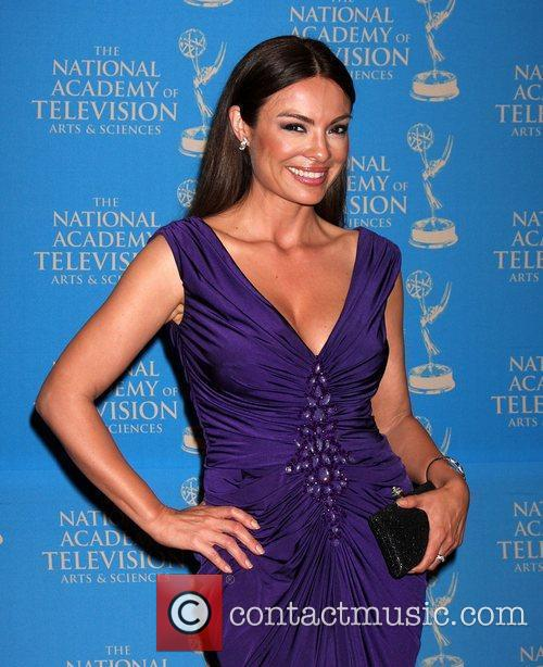 Lilly Melger The 2012 Daytime Creative Emmy Awards...