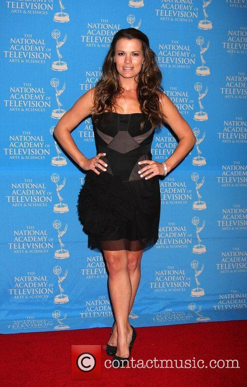 Melissa Claire Egan The 2012 Daytime Creative Emmy...