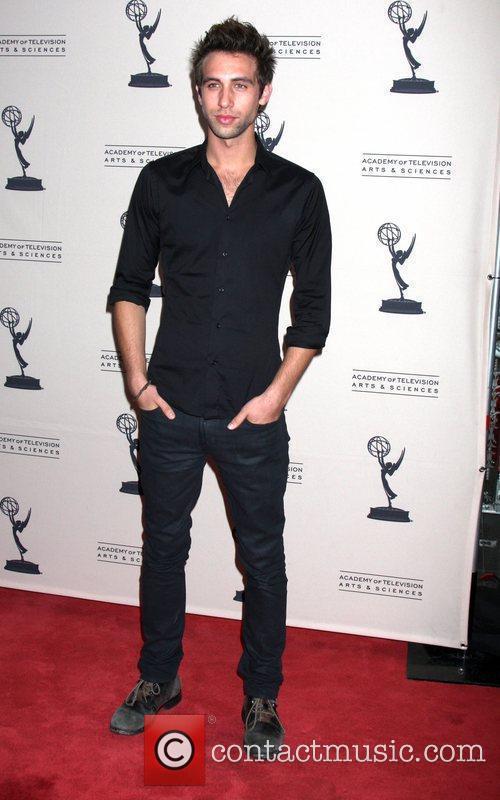 Blake Berris ATAS Daytime Emmy Awards Nominees Reception...