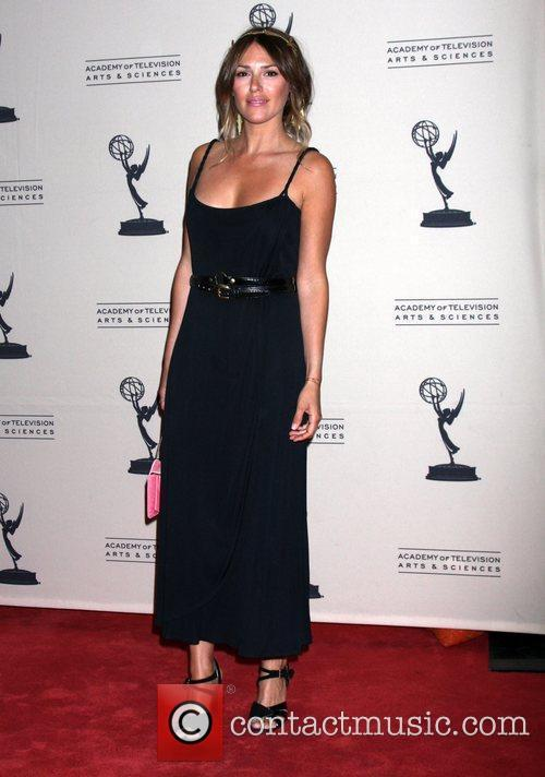 Elizabeth Hendrickson ATAS Daytime Emmy Awards Nominees Reception...