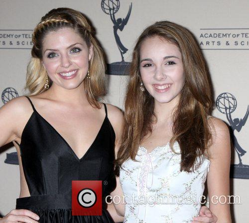 Haley Pullos and Daytime Emmy Awards 2