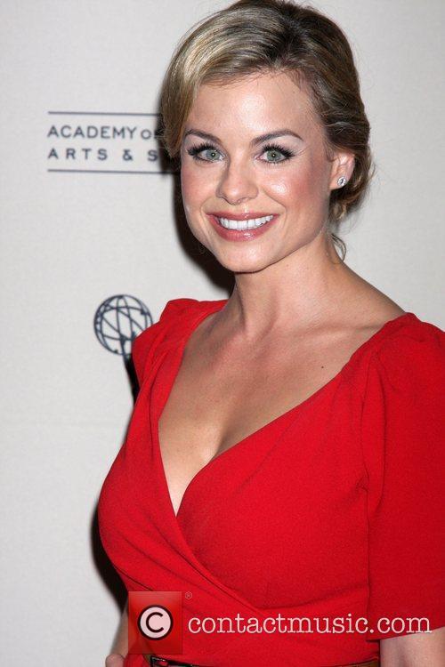 Jessica Collins ATAS Daytime Emmy Awards Nominees Reception...