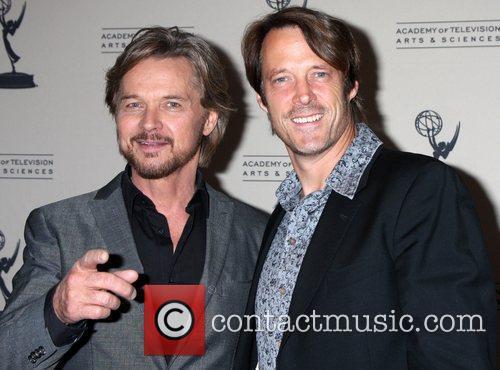 Stephen Nichols and Matthew Ashford ATAS Daytime Emmy...
