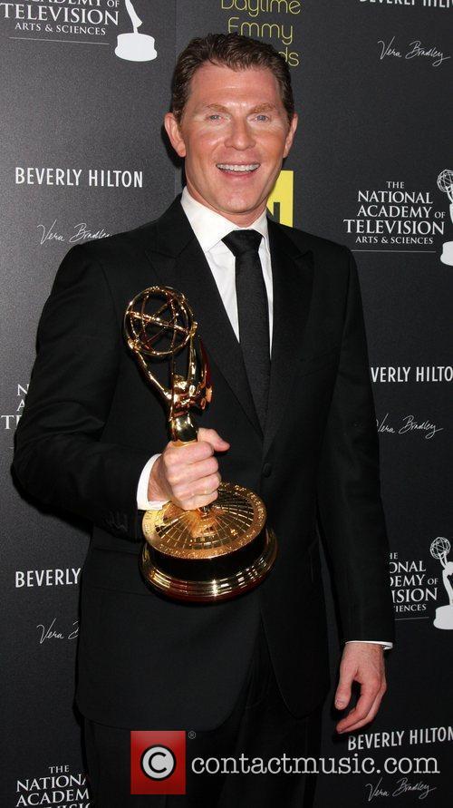 Bobby Flay 39th Daytime Emmy Awards - Press...