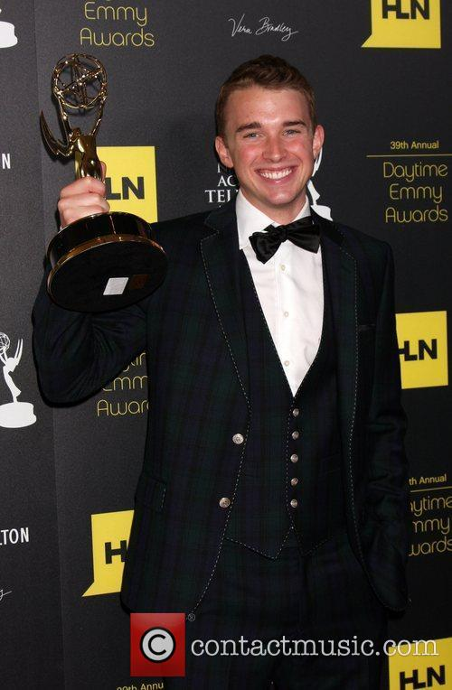 Chandler Massey 39th Daytime Emmy Awards - Press...