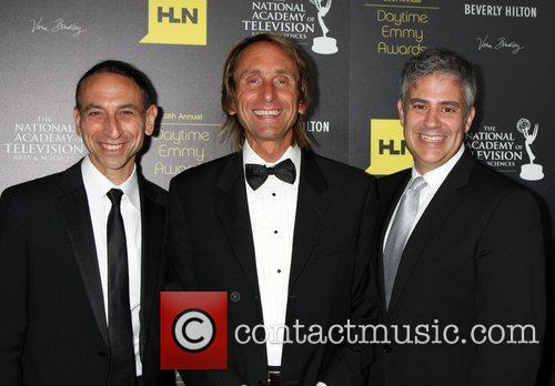HLN Executives 39th Daytime Emmy Awards - Press...
