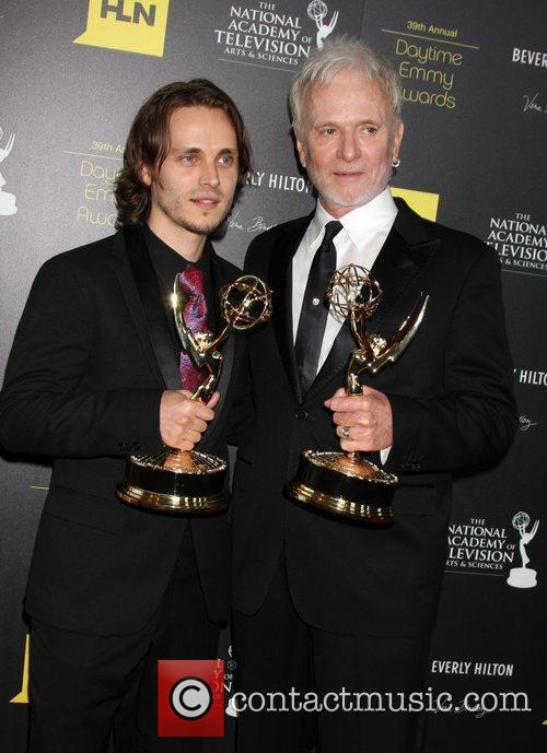 Jeremy Jackson, Anthony Geary and Daytime Emmy Awards 4