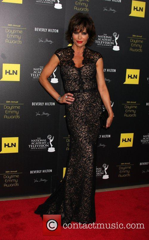 Lisa Rinna and Daytime Emmy Awards 6