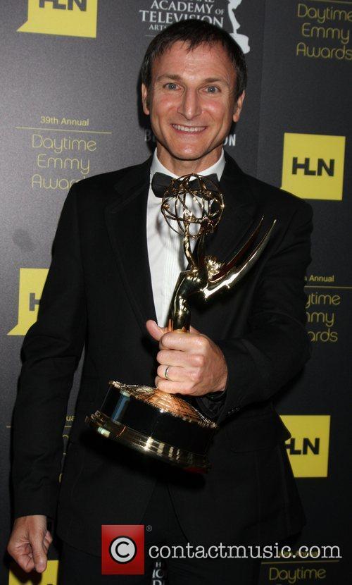 Michael Gelman 39th Daytime Emmy Awards - Press...