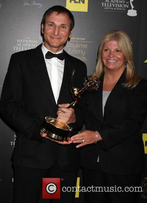 Michael Gelman, Ann Marie Williams-Gray 39th Daytime Emmy...