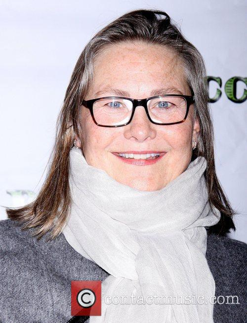 Cherry Jones, Dead Accounts, Music Box Theatre and Arrivals. New York City 3