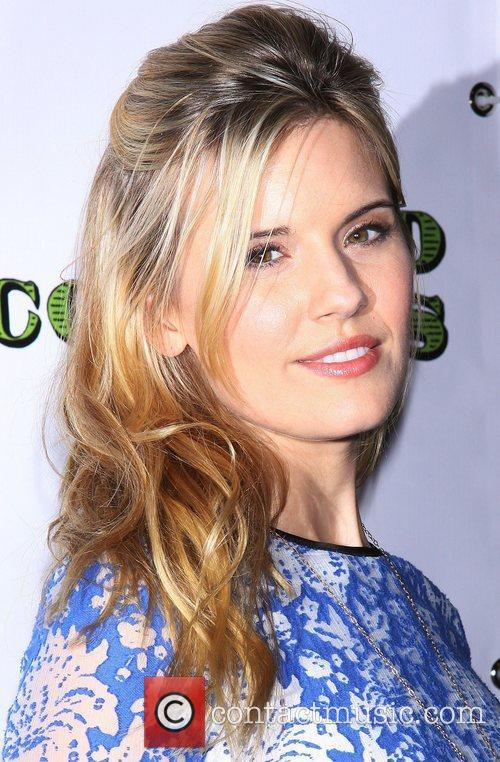 Maggie Grace, Dead Accounts, Music Box Theatre and Arrivals. New York City 4