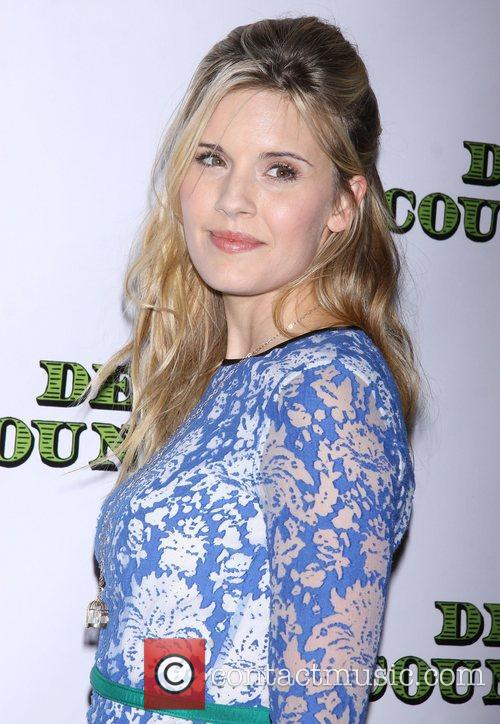 Maggie Grace, Dead Accounts, Music Box Theatre and Arrivals. New York City 5