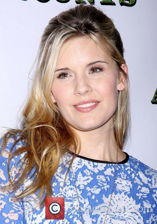 Maggie Grace, Dead Accounts, Music Box Theatre and Arrivals. New York City 2