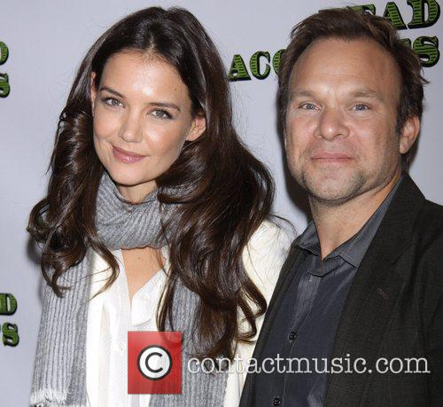 Katie Holmes and Norbert Leo Butz 9