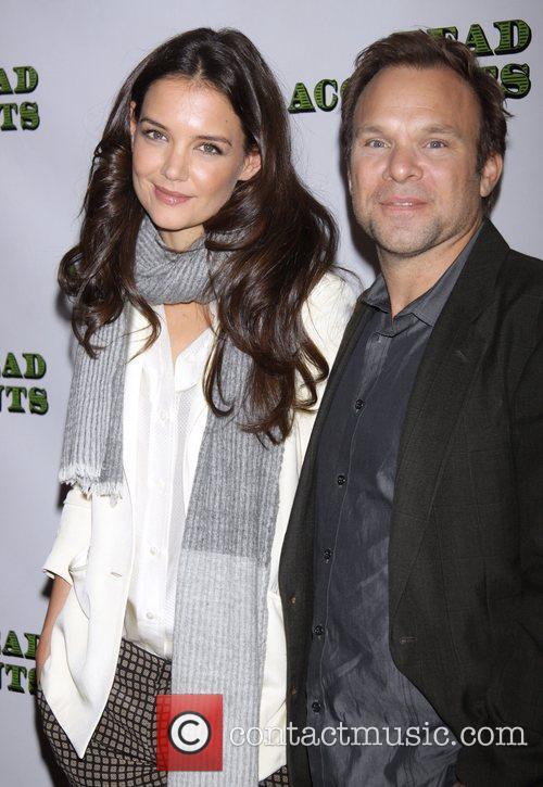 Katie Holmes and Norbert Leo Butz 3