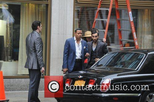Terrence Howard and Da Silva 2